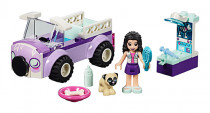 Lego Friends 41360 Emma a mobilné veterinárna klinika