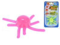 Chobotnice lezoucí po skle - mix barev