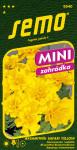 Semo Aksamitník rozkladitý - Safari Yellow 30s - série Mini