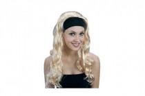 Paruka blondýna v sáčku karneval