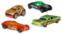 Hot Wheels tematické auto – superhrdinové - mix variant či barev