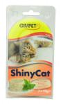 Gimpet Shiny cat konz. - kurča 2 x 70 g