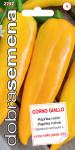 Dobrá semená Paprika zeleninová - Corno Giallo 30s