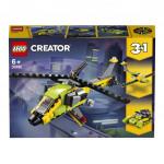 Lego Creator Dobrodružství s helikoptérou