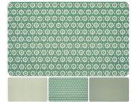 prestieranie plastové, 43x28,5cm 3 dekory - mix variantov či farieb
