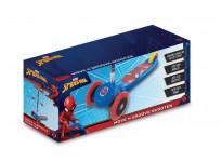 Kolobežka trojkolesové Spiderman