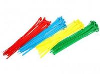 páska viazacie 100x2,5mm (100ks) - mix farieb