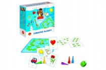 Zábavné hlásky vzdělávací společenská hra