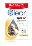 Bob Martin Clear spot on DOG S 67mg auv sol 1x 0,67ml (pipeta)