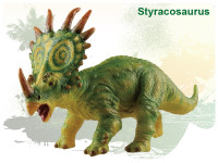 Dinosaurus - Styracosaurus 22 cm