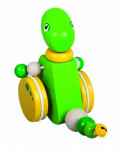 Tyranosaurus Rex ťahacie hračka
