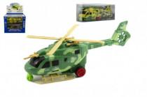 Vrtuľník plast 25cm na batérie so svetlom so zvukom - mix farieb