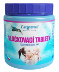 Tablety vločkovacie LAGUNA 500g