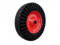 koleso 400 / 20mm JL plné kov. disk