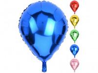 balónik PÁRTY 45cm fólie - mix farieb