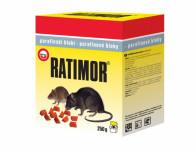 Ratimor - parafínové bloky 250 g