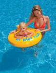 Detské sedadlo do vody - priemer 70 cm - VÝPREDAJ