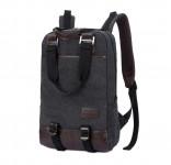 Študentský batoh, sivý