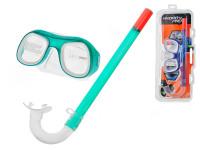 Potápěčská sada brýle + šnorchl - mix barev