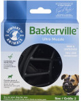 Muzzle plastic Baskerville black The Company size 3 - VÝPREDAJ