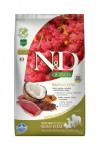 N & D GF Quinoa DOG Skin & Coat Duck & Coconut 2,5kg