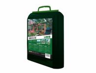 Stínovka PE SUNTEX 65% s okami zelená 1,56x5m