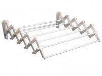sušiak harmonika PRAKTIK 60cm plastový + kov. Bi