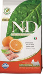 N & D Grain Free Dog Adult Mini Fish & Orange 0,8 kg