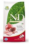 N & D Grain Free DOG Adult Maxi Chicken & Pomegranate 12kg