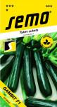 Semo Tekvica cuketa - Gambit F1 tmavo zelená 1,5g