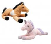 Plyšový kôň / jednorožec 57 cm