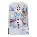Frozen Hovoriace a Svačić Olaf
