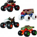 Hot Wheels Monster trucks velký truck - mix variant či barev