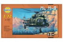 Model Mil Mi-8 1:72 25,5x29,5 cm