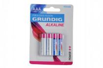 Batérie Grundig LR03 / AAA 1,5 V alkaline
