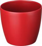 Elho obal Brussels Classic - lovely red 18 cm