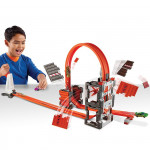 HW TRACK BUILDER BOURACÍ SET