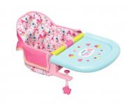 BABY born Jedálenská stolička s uchytením na stôl