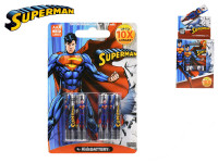 Superman baterie AAA/LR03 Alkaline 1,5 V 4 ks