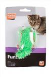 Hračka mačka Had vrtiace sa naťahovací 4x17cm KAR