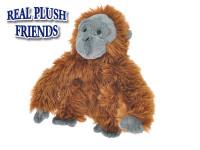 Opica plyšová 21 cm
