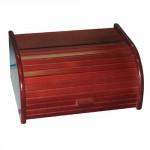 chlebovka 39x28x18cm dřev. mahagon