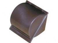 schránka na WC papier 14x11cm plastová - mix farieb