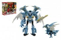 Transformer drak / robot plast - mix farieb