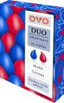 Barva na vajíčka OVO DUO modrá a červená 2x20ml