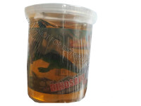 Sliz 7,5 cm s dinosaurom - mix variantov či farieb