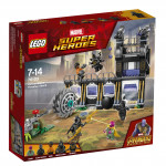 Lego Super Heroes 76103 Corvus Glaive útočí