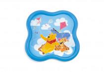 Bazén detský Medvedík Pú sa spŕškou