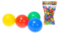 Míčky do hracích koutů 7 cm 80 ks