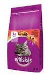 Whiskas Dry s hovädzím mäsom 3,8kg